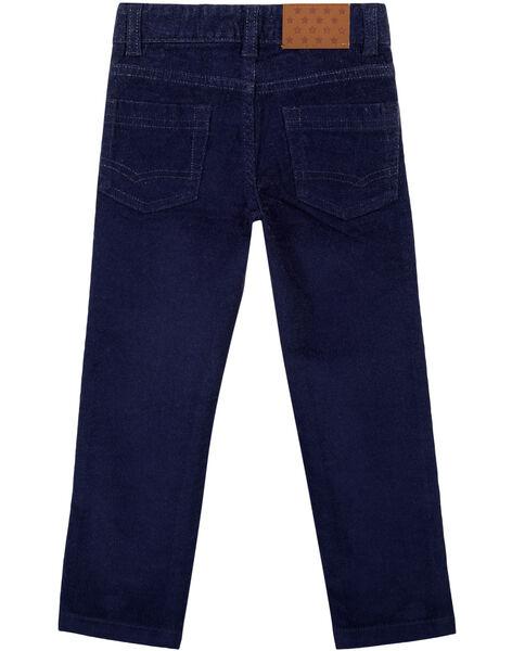 Navy Pants GOJOPAVEL1 / 19W90232D2B070