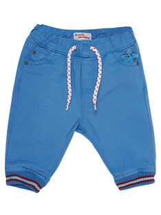 Blue pants JUCEAPAN / 20SG10N1PAN201