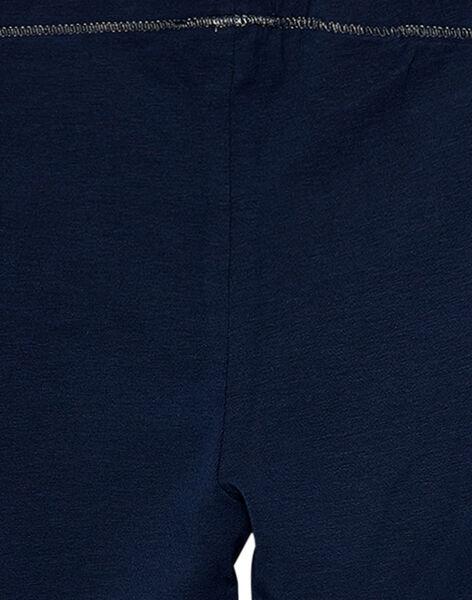 Navy Leggings JYAESLEG2 / 20SI0163D26070