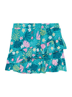 Green SKIRT JAQUAJUP1 / 20S901R1JUP621
