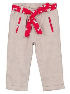 Off white pants GISANPAN / 19WG09C1PAN007
