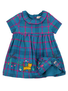 Navy Dress GIMUROB2 / 19WG09F1ROB715