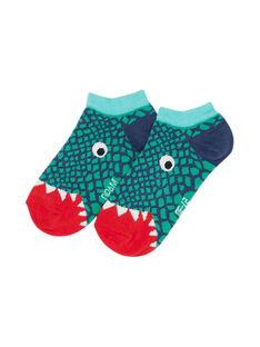 Dark navy Socks JYOSAUSOQ / 20SI02Q1SOQ707