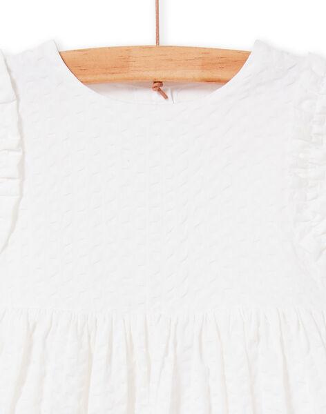 White DRESS LIBALROB2 / 21SG09O4ROB000