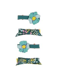 Set of girl's hair clips DYAVECLIC1 / 18WI0171BRT953