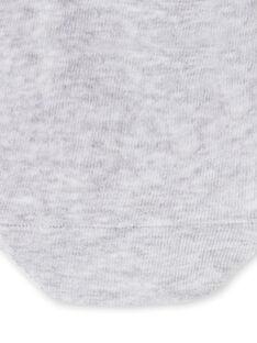 Grey SOCKS LYOJOINV1 / 21SI0248SOQJ922