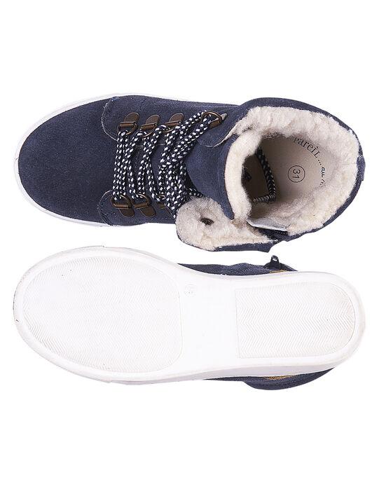 Navy Sneakers GGBASCHAUD / 19WK36X2D3F070