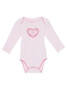 Pink Body suit JEFIBORD / 20SH1332BDLD310