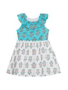 Medium turquoise Dress JABOROB3 / 20S901H3ROB209