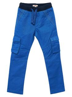 Blue pants JOVIPAN2 / 20S902D1PAN703