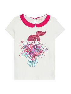 Off white Baby blouse JAWEBRAS / 20S90191BRA001