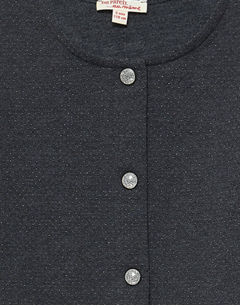 Dark grey Cardigan JAJOCAR4 / 20S90154D3C944