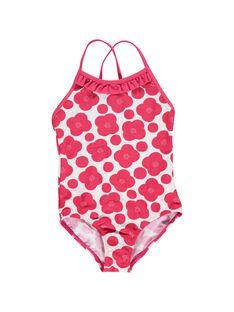 Girls' swimsuit CYAMER2 / 18SI0184MAI001