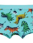 Baby boys' swimming trunks FYUMER4 / 19SI10K3MAI099
