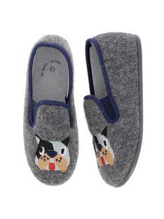 Boys' slip-on slippers DGSGCHIEN / 18WK36W4D0B941