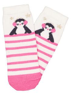 Off white Socks GYIBLACHO / 19WI09S1SOQ001