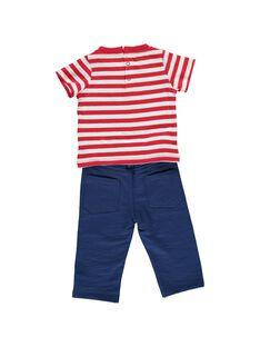 Baby boys' outfit CUDEENS / 18SG10F1ENS099