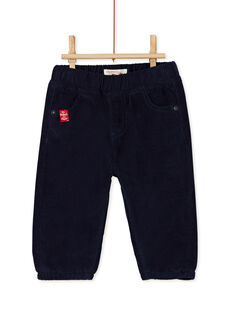 Navy PANTS KUJOPAN4 / 20WG1054PAN713