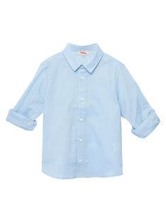 Blue Shirt JOESCHEM1 / 20S90262D4GC218