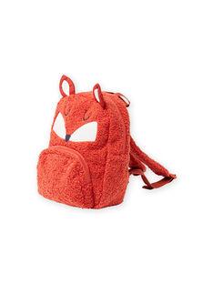 Baby boy's fox backpack MYUCLASAC / 21WI10G1BES408