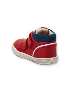 Red SNEAKERS LBGBASRED / 21KK3831D3F050