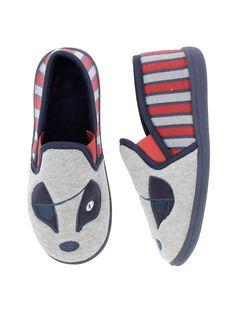 Boys' slip-on slippers DGSGPIRAT / 18WK36W3D0B940