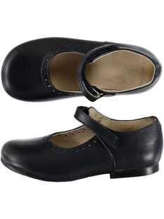 Navy Salome shoes GFBABSONIA / 19WK35B2D13070