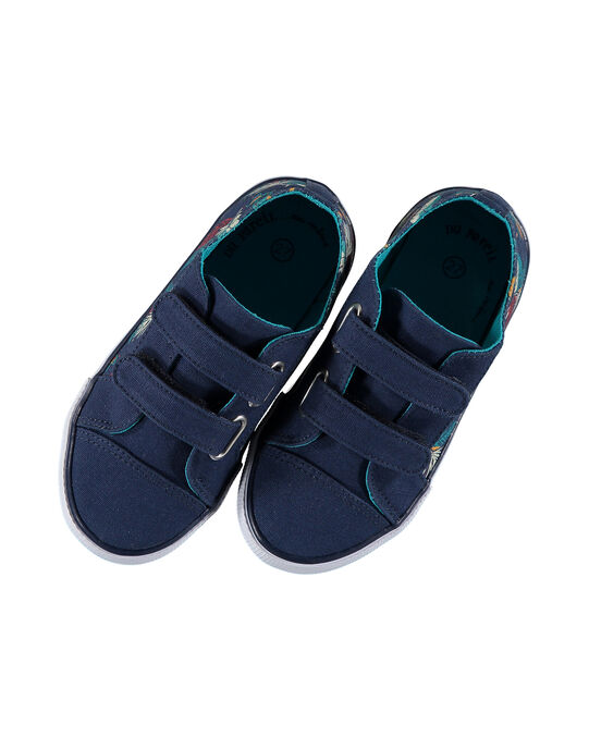 Navy Sneakers FGVELSIN / 19SK36C4D16070