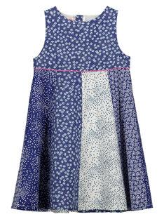 Multicolor Dress FANEROB3 / 19S901B4ROB099