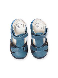 Baby Girl Blue Sandals FBGSALNIA1 / 19SK3882D13C218