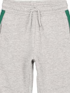Grey Jogging pant GOJOJOB3 / 19W90234D2AJ922