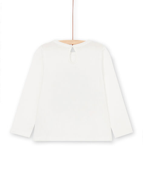 T-shirt long sleeves toucans print LANAUTEE2 / 21S901P2TML001