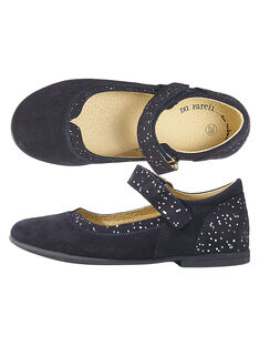 Navy Salome shoes GFBABISE / 19WK35I4D13070