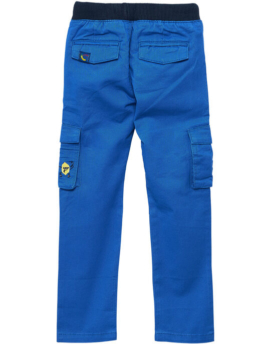 Blue pants JOVIPAN2 / 20S902D1PAN703