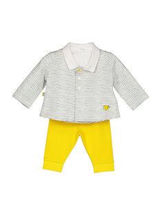Unisex babies' set FOU1ENS3 / 19SF0513ENS099