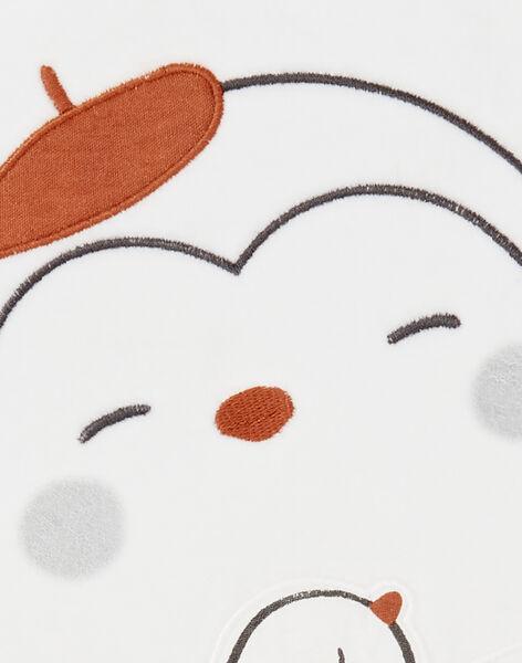 Off white SLEEPING KOU2GIG / 20WF4221TUR001