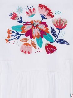 White Dress JAMAROB2 / 20S901P4ROB000