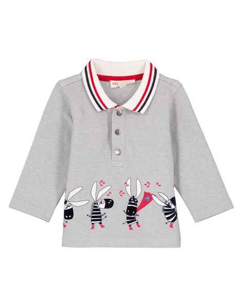Off white Polo shirt GUTRIPOL / 19WG10J1POL001