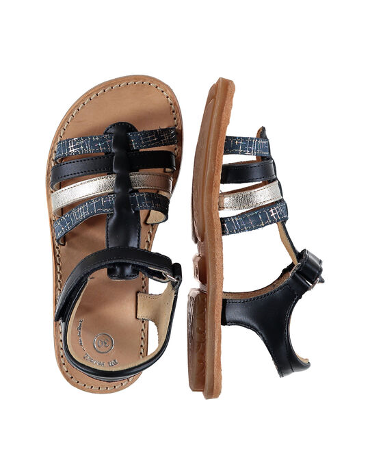 Navy Sandal FFSANDMIN3 / 19SK35B1D0E070