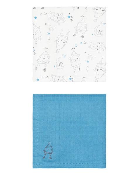 electric blue SWADDLING CLOTHES KOU1LAN2 / 20WF4111LAN215
