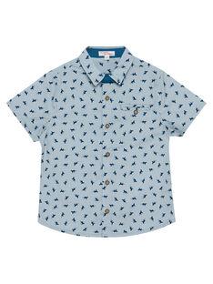 Grey Shirt JOJASHIRT / 20S902B1CHMJ917