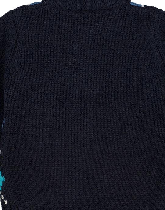 Navy Waistcoat GUTUGIL1 / 19WG10Q2GILC203
