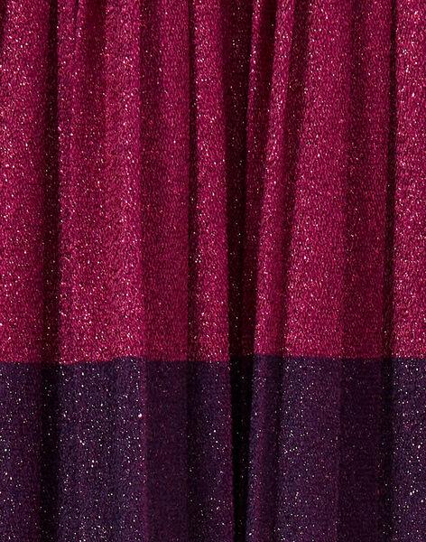 Purple SKIRT KAECOJUP1 / 20W901H1JUPH704
