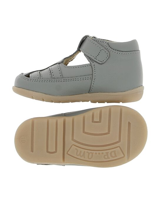 Grey Salome shoes CBGSALSAND / 18SK38W3D3H940