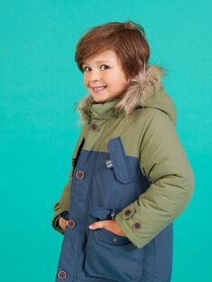 Baby boy 3-in-1 parka MOGROPAR1 / 21W90252PAR628