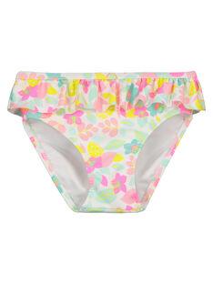 Baby girls' bikini bottoms FYIMER4 / 19SI09K2MAI099