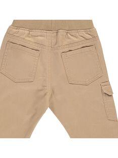 Baby boys' trousers CUJOPAN2 / 18SG10R2PANI812