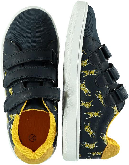 Navy Sneakers GGBASLION / 19WK36I5D3F070