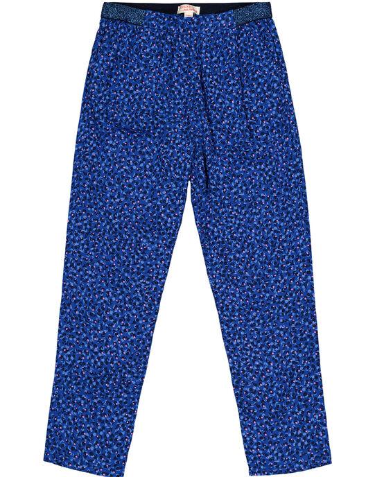 Blue pants GABLEPANT / 19W90191PANC226