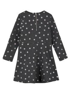 Dark grey Dress GAJOLROB2 / 19W901L4D2F944
